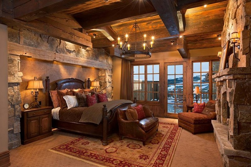 Rustic Bedrooms  The OwnerBuilder Network