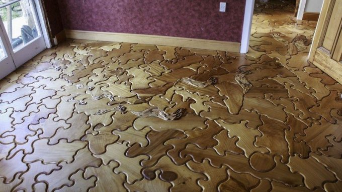 Leather Belt Flooring Floors Every Home Has At Least One The Owner Builder Network