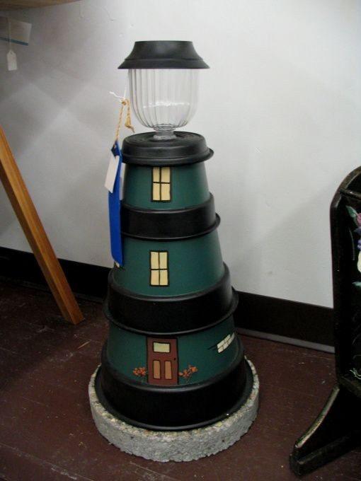 Small Terracotta Pots