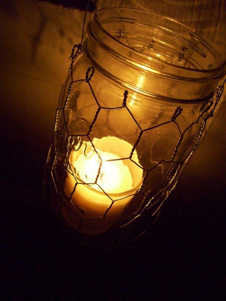 DIY Mason Jar Lantern  The OwnerBuilder Network