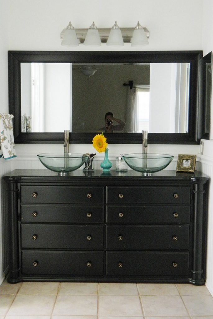 DIY Dresser to Vanity  The OwnerBuilder Network
