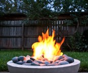 outdoor fire pits sydney