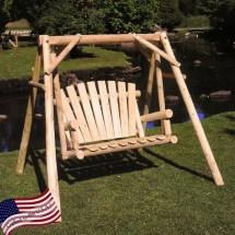 Outdoor Log Swing Owner-builder Network