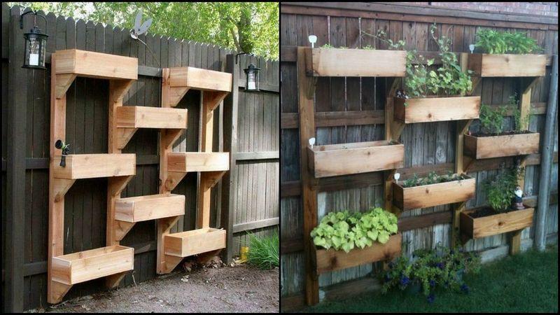 How Build Raised Patio Garden Box