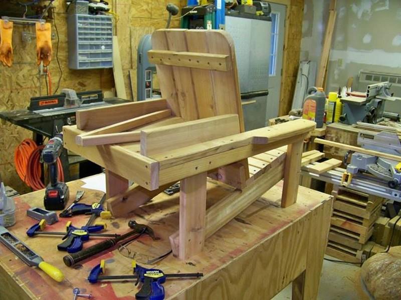Adirondack Chair Diy