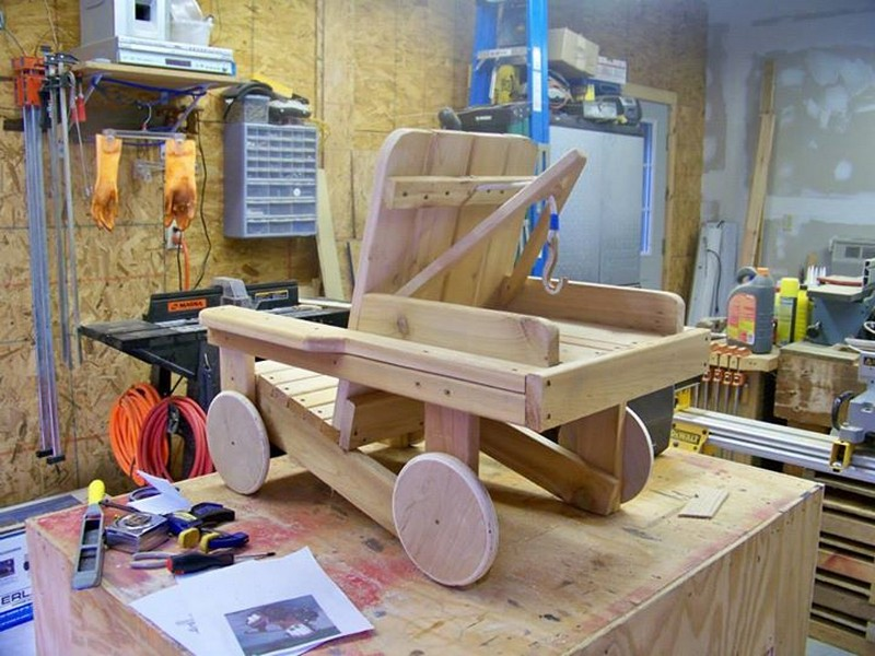 adirondac chair plans office chairs ergonomic best build a diy adirondack for kids with tow mater design! | the owner-builder network