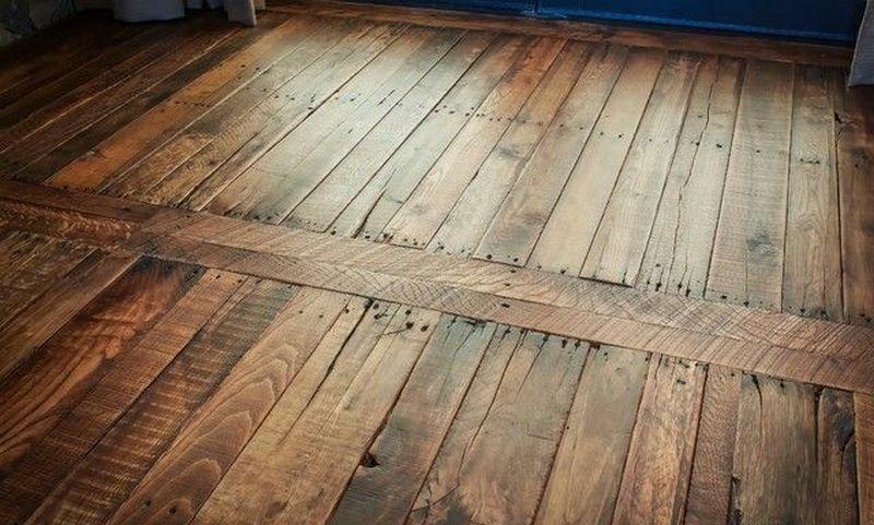 DIY Pallet Flooring  The OwnerBuilder Network