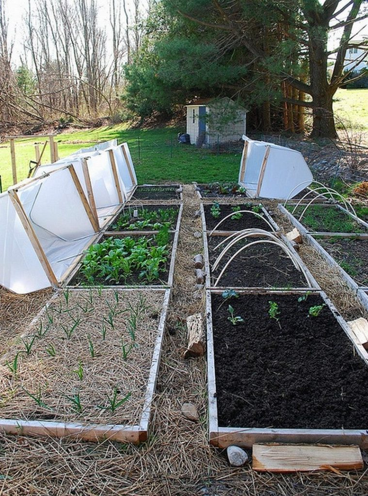 DIY Raised Garden Bed With Cover  The OwnerBuilder Network