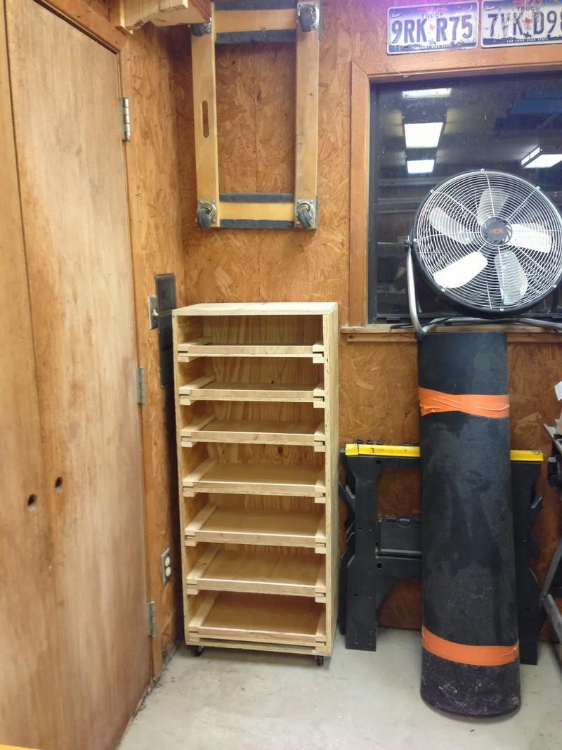 DIY Paint Storage Cabinet  The OwnerBuilder Network