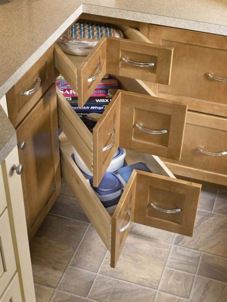 DIY Corner Cabinet Drawers  The OwnerBuilder Network