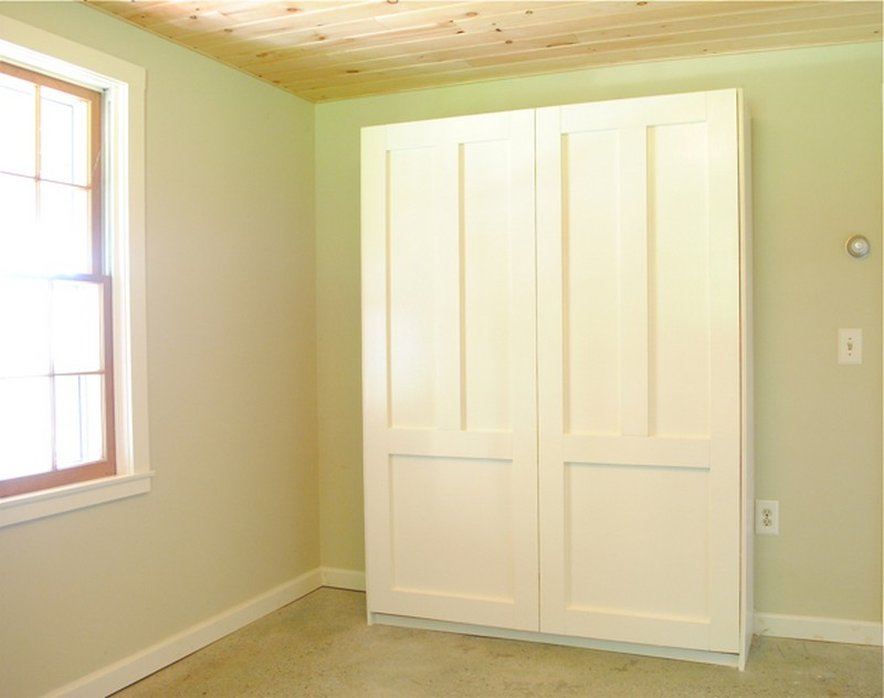 DIY Murphy Bed  The OwnerBuilder Network