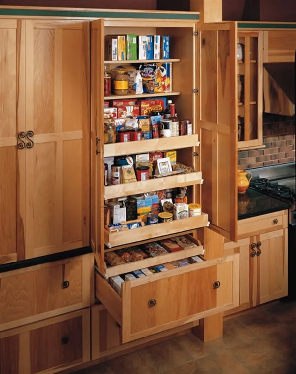Pantry Cabinet Ideas Owner-builder Network