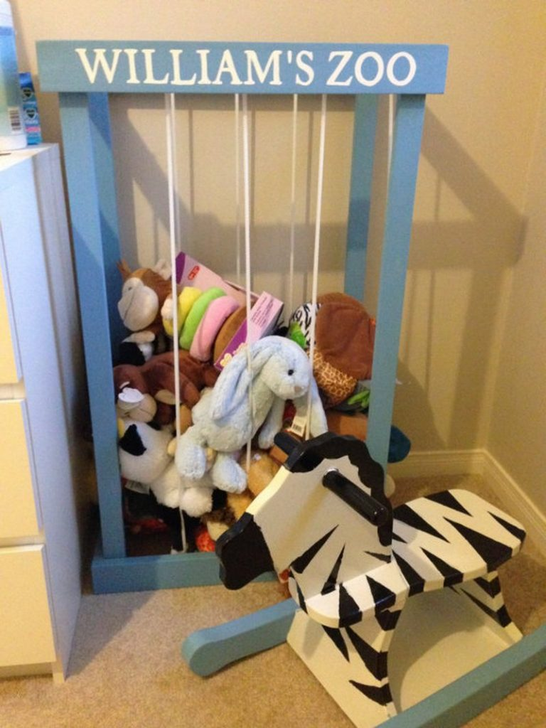 DIY Stuffed Animal Zoo  The OwnerBuilder Network