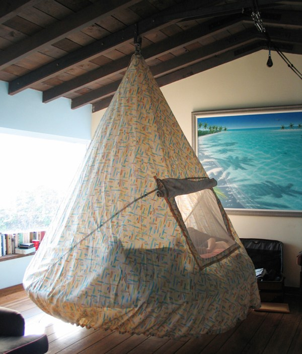Floating Bed Tent