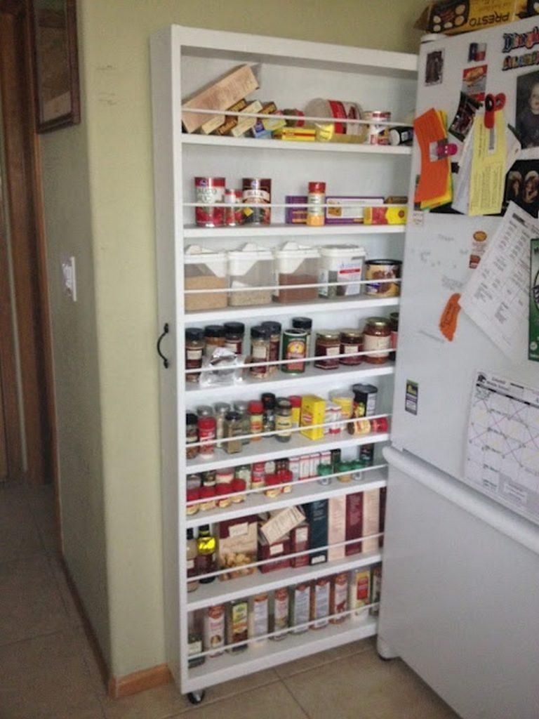 Slim Kitchen Cabinet