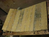 How to make a paracord-laced hanging pallet chair | The ...