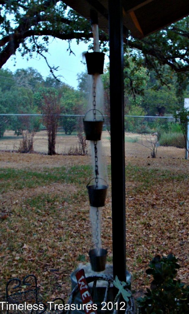 Eight beautiful rain chain ideas  The OwnerBuilder Network