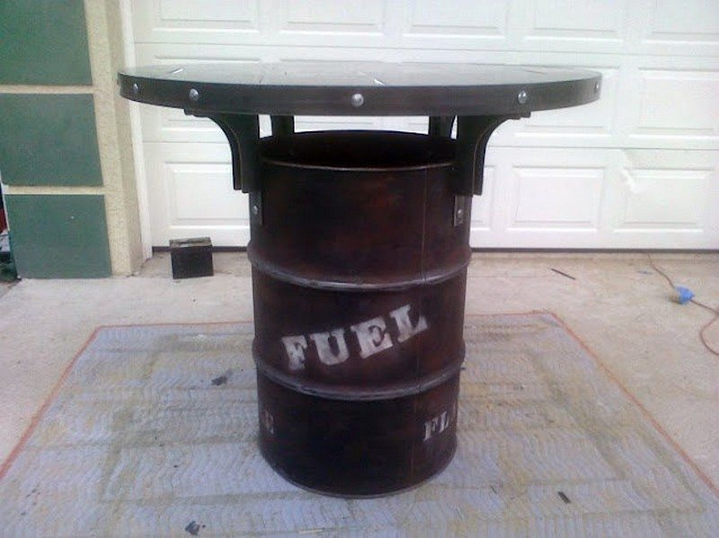 55Gallon Metal Drum Project Ideas  The OwnerBuilder Network