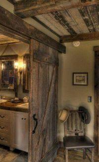 Stylish Sliding Barn Door Ideas   The Owner-Builder Network