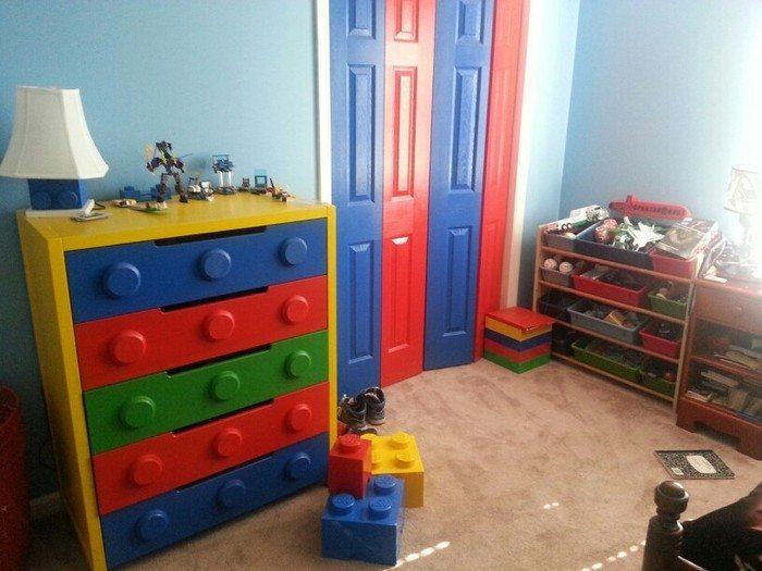 Legothemed bedroom ideas  The OwnerBuilder Network