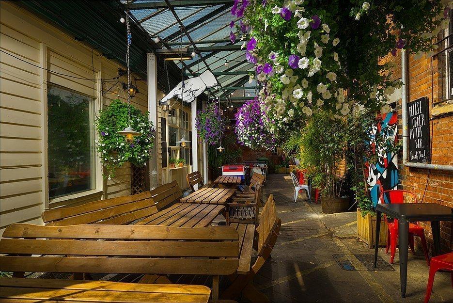 The Jam Factory - Restaurant. Bar & Arts Centre - The Oxford Magazine