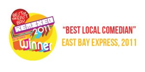 East Bay Express Best Local Comedian Alicia Dattner
