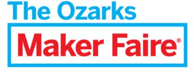 Maker Faire The Ozarks logo