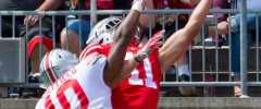 Kendall Sheffield Ohio State Buckeyes Spring Game