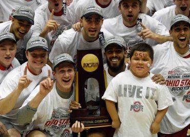 Ohio State Buckeyes Men's Volleyball