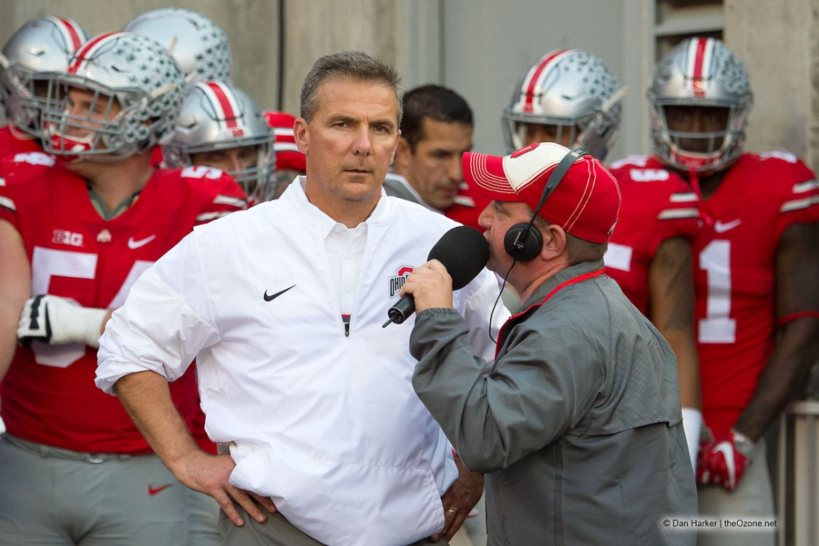 Urban Meyer Ohio State Football