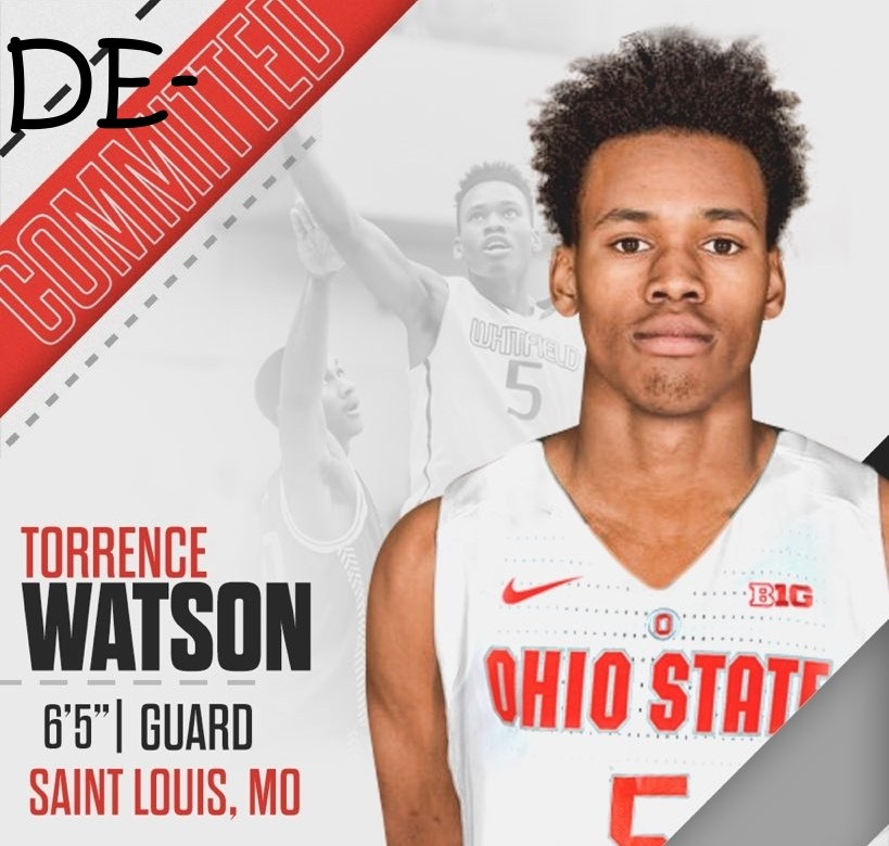 Torrence Watson Decommitted Ohio State Basketball Recruiting