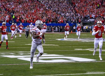 Terry McLaurin Ohio State Football