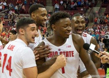 Men's Basketball Ohio State Basketball Buckeyes