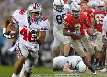 Ryan Shazier Malcolm Jenkins Ohio State Football Buckeyes