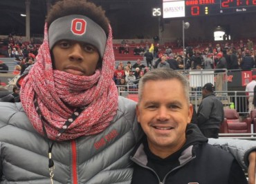 Alonzo Gaffney Chris Holtmann Ohio State Basketball Recruiting