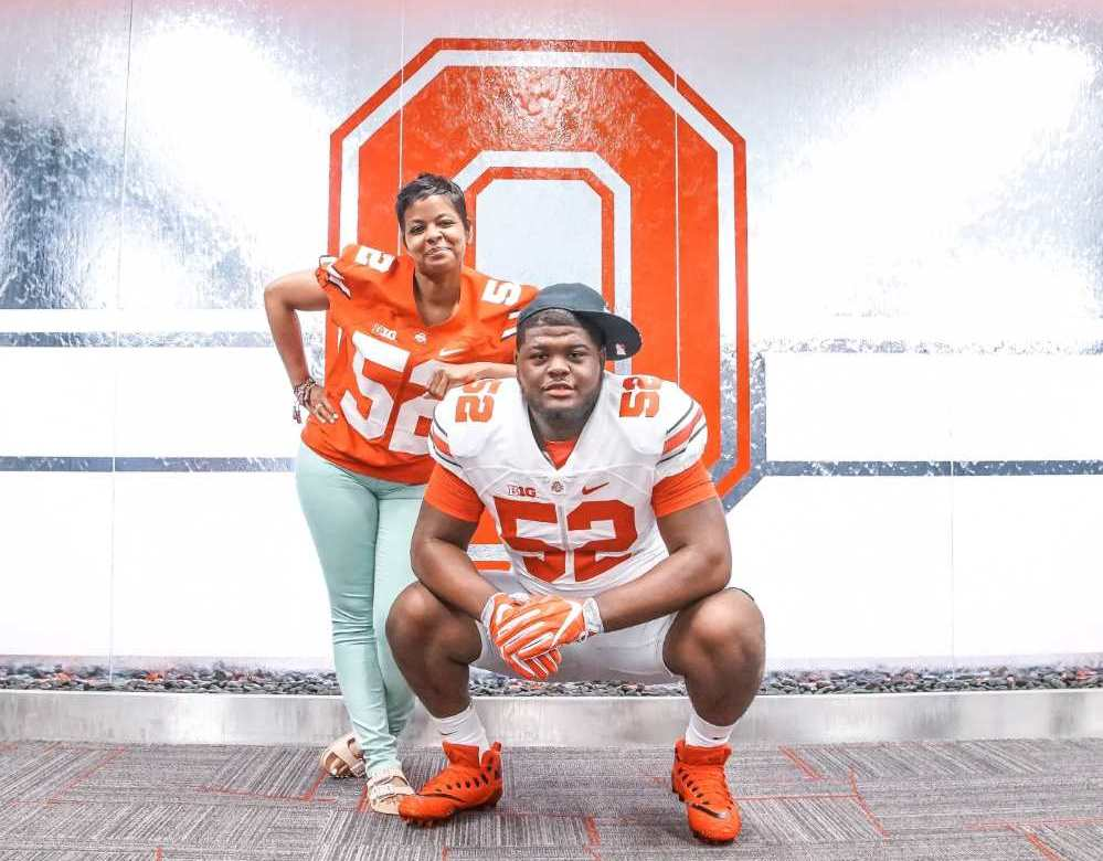 Justin Rogers Ohio State Recruiting Buckeyes