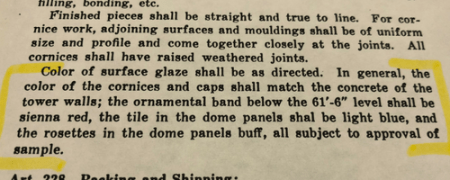Ohio Stadium Construction Specifications