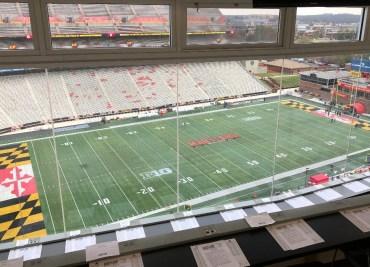 Maryland Stadium Terps Football
