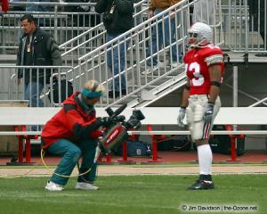 008 Maurice Clarett Ohio State Michigan 2002