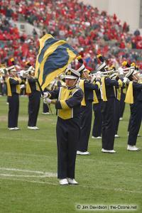 022 Michigan Marching Band Ohio State Michigan 2002