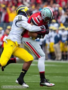 023 Devin Smith Ohio State Michigan 2012