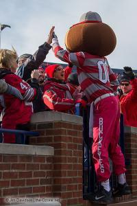 006 Brutus Ohio State Michigan 2013