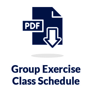 Pelican Athletic Club Group Exercise Schedule