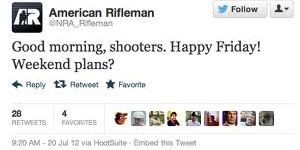 @NRA_Rifleman tweet