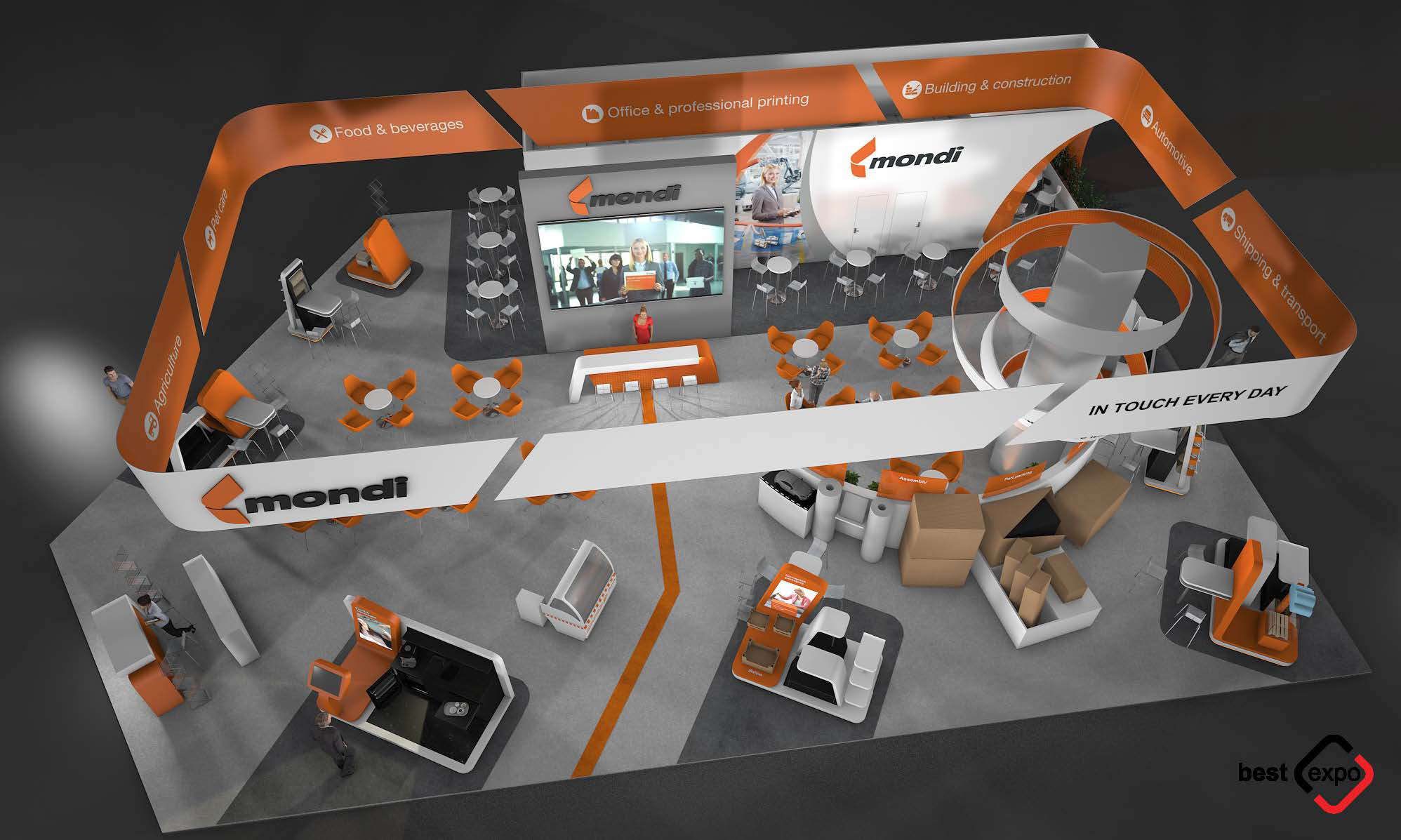 Mondi's sustainable packaging solutions at FachPack 2018