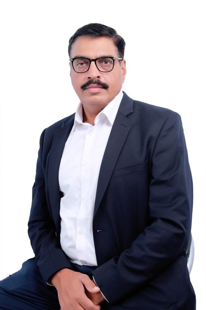 Vinay Bhardwaj of Siegwerk India