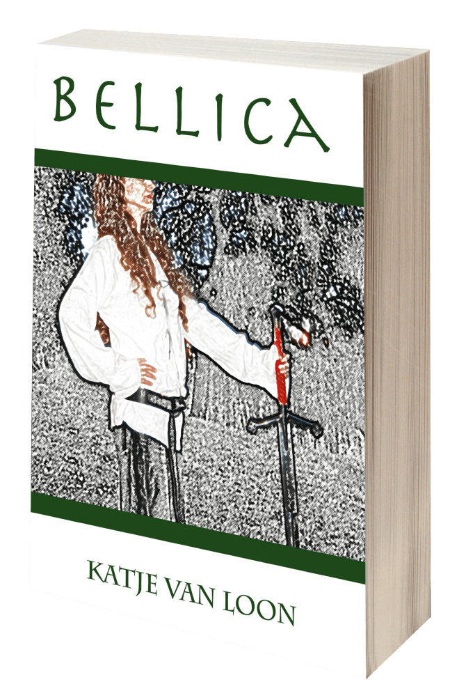 Bellica 3D book cover