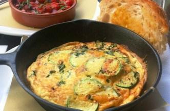 https://thepaddingtonfoodie.com/2012/11/05/breakfast-at-popolo-zucchini-frittata-with-mint-and-pecorino/
