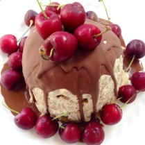 https://thepaddingtonfoodie.com/2013/12/20/fuss-free-for-a-very-cool-yule-christmas-pudding-ice-cream-with-chocolate-ice-magic-topping-and-cherries/