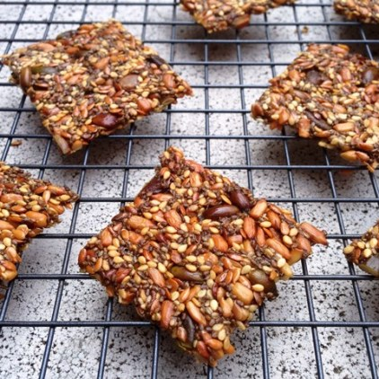 Sweet And Salty Five Seeds Cracker